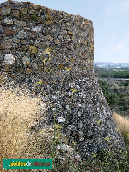 Vilajuïga - Castell de Quermançó