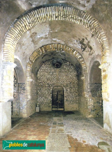 Vilajuïga - Sant Feliu, interior romànic
