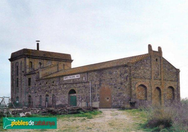 Vilajuïga - Antiga destil·leria