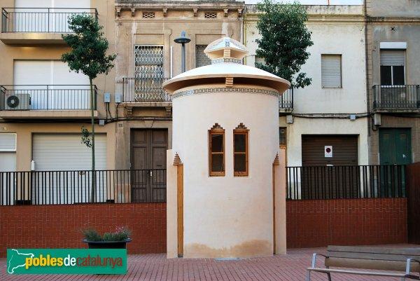 Mataró - Nau Gaudíí, els lavabos