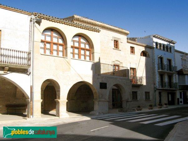 Vilanova de Bellpuig - Casa de la Vila