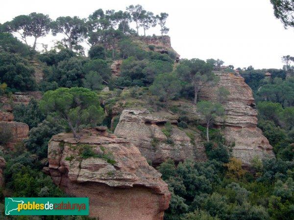 Martorell - Castell de Rosanes