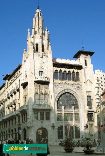 Barcelona - Edifici de la Caixa