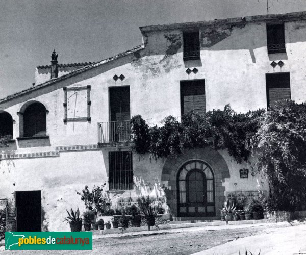 Sant Boi de Llobregat - Can Ros del Llor