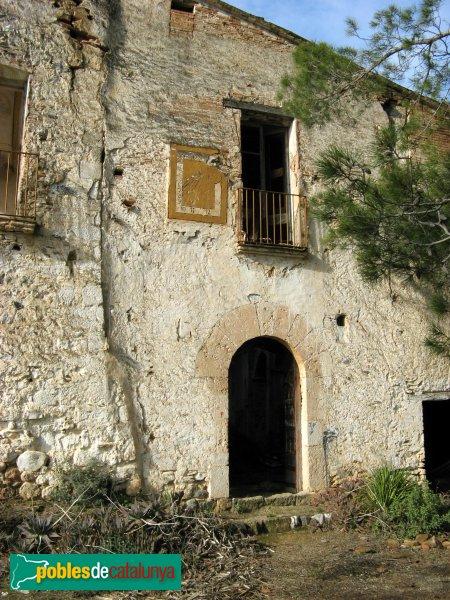 Hostalets de Pierola - Sant Pere de Pierola, masia