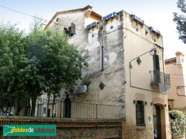 Hostalets de Pierola - Can Maristany
