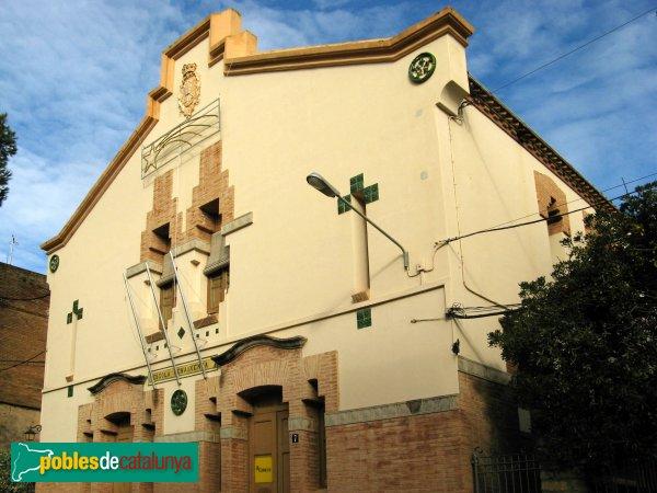 Hostalets de Pierola - Escoles Públiques