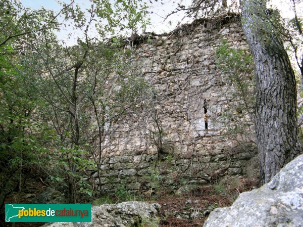 Cabrera d'Anoia - Castell