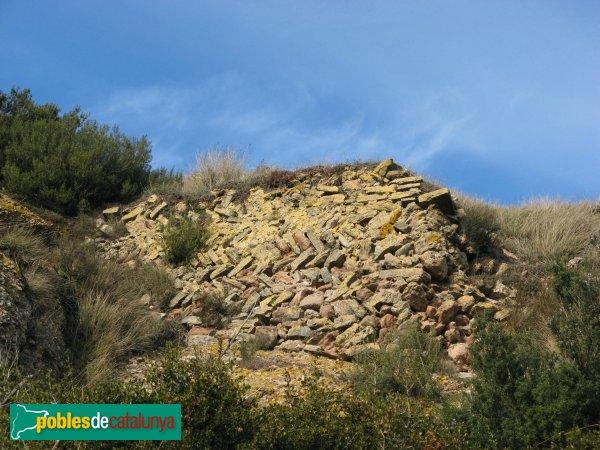 El Bruc - Castell de la Guàrdia
