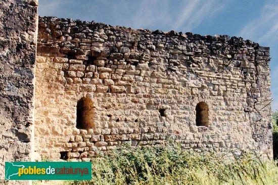 El Bruc - Ruïnes romàniques de Sant Simeó l'Estilita