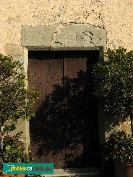 El Bruc - Sant Simeó l'Estilita