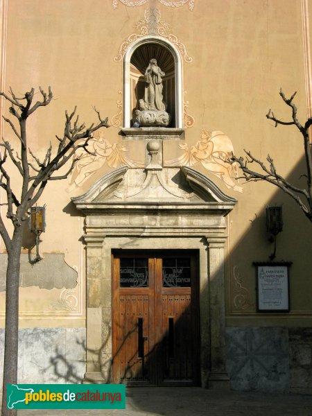 Capellades - Església de Santa Maria