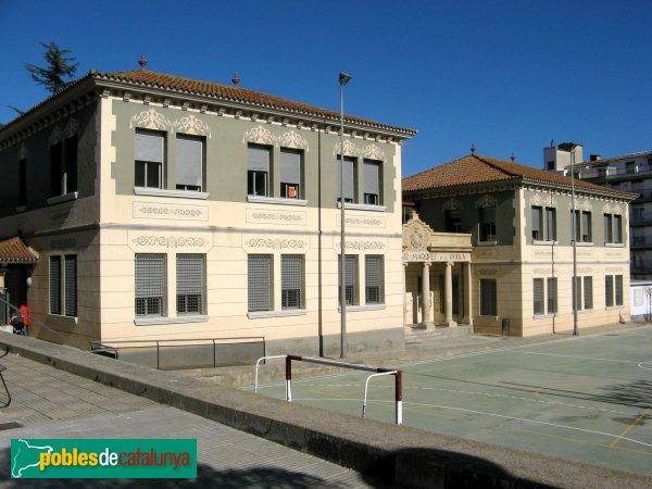 Capellades - Escola Marquès de la Pobla