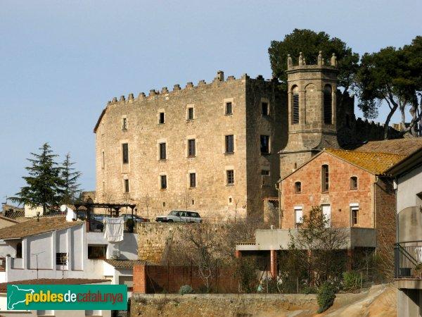 La Torre de Claramunt - Castell i església