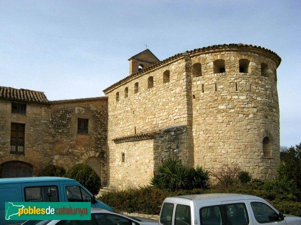 La Torre de Claramunt - Sant Salvador (Vilanova d'Espoia)
