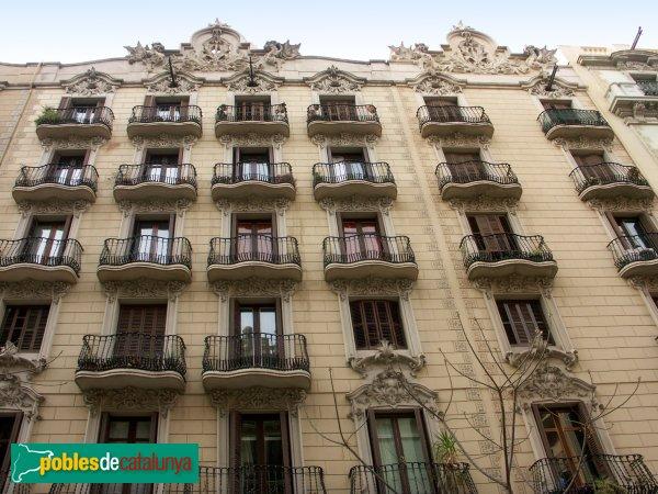 Barcelona - Rambla del Prat, 4-10