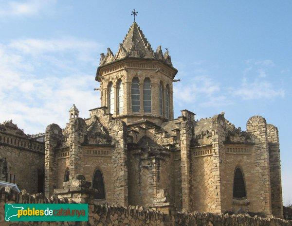 Igualada - Asil del Sant Crist, capella