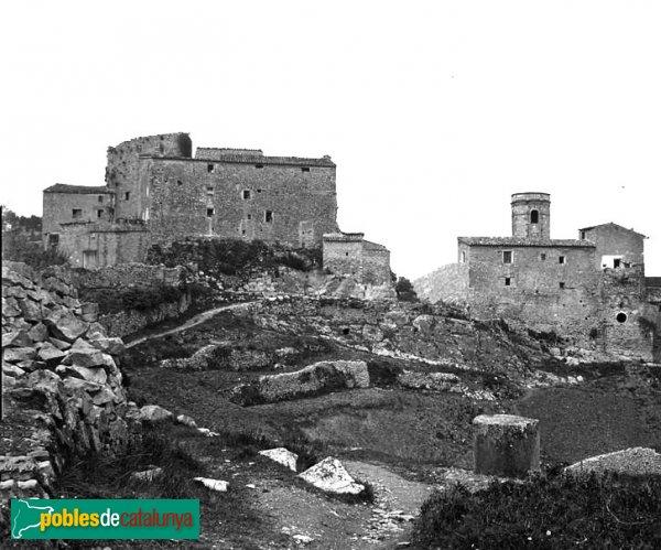 Orpí - Castell i església
