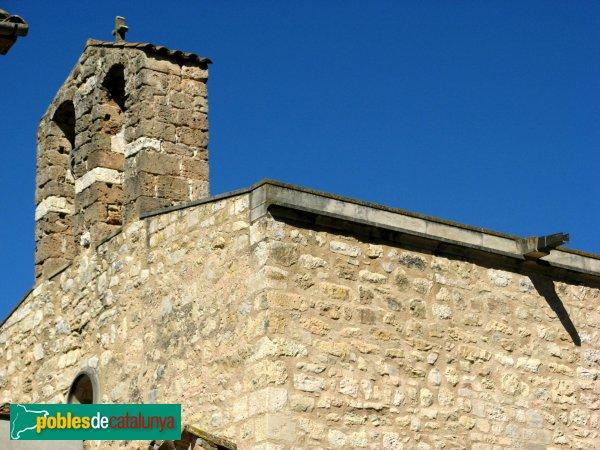 Orpí - Santa Càndia, campanar
