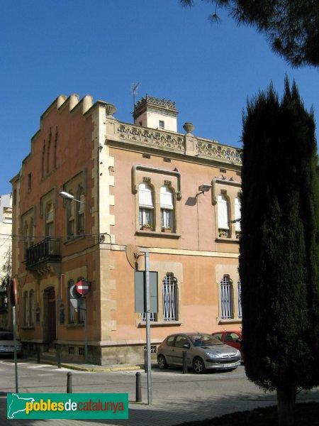 Igualada - Torre Ratés