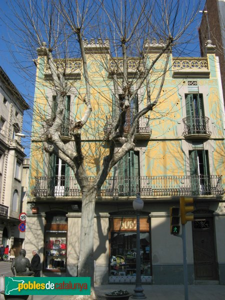 Igualada - Casa Llorenç Ferrer
