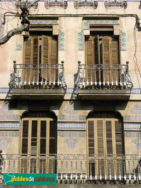 Igualada - Casa Ollé