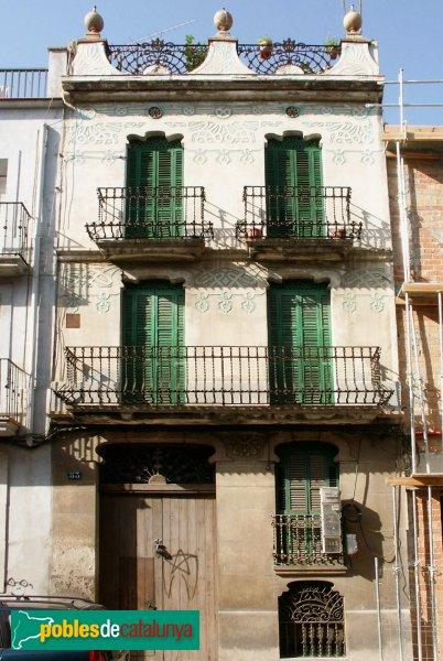 Igualada - Casa Josep Biosca