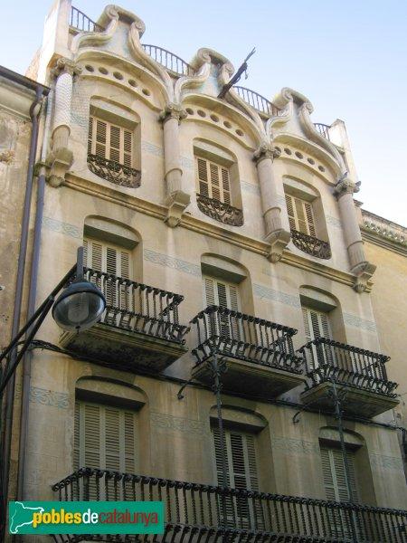 Igualada - Casa Serra