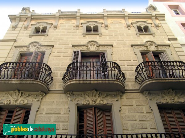 Igualada - Casa Francesc Vidal