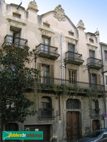 Igualada - Casa Casadesús i Botet