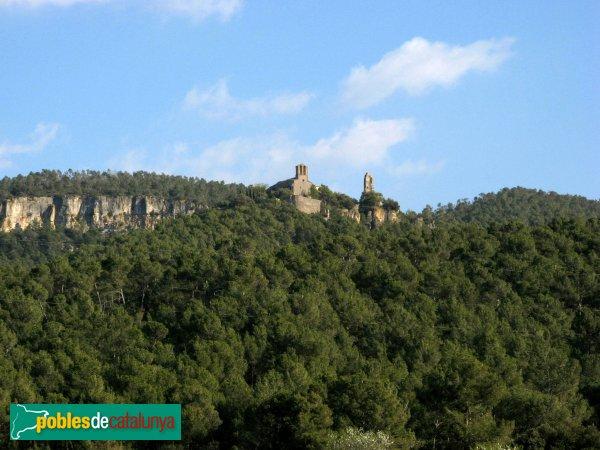 La Llacuna - Castell de Vilademàger