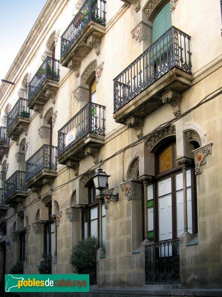 Igualada - Casa Vives