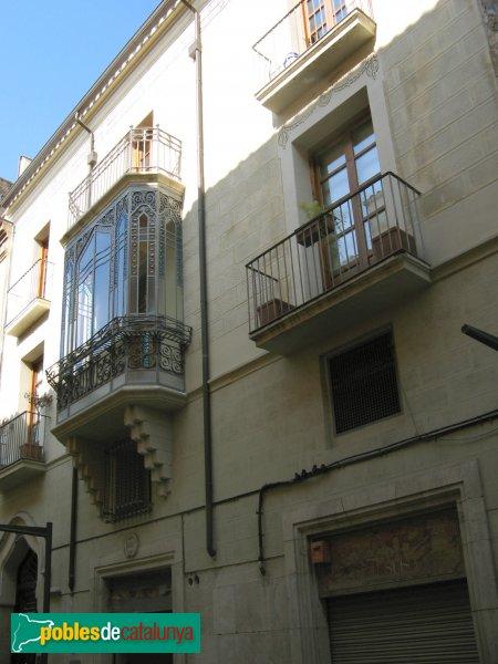 Casa antoni capell igualada rambles pobles de catalunya - Vidres igualada ...
