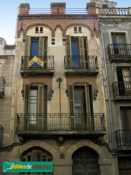Igualada - Casa Balcells