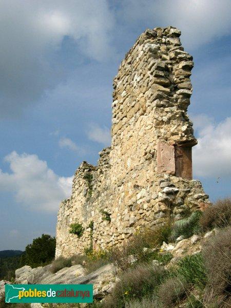 Santa Maria de Miralles - Castell de Miralles