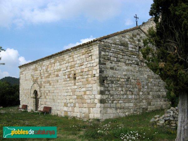Santa Maria de Miralles - Santa Maria del Castell