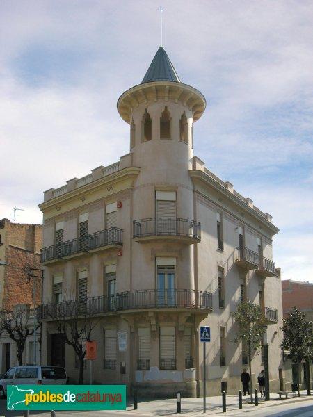 Igualada - Cal Maurici