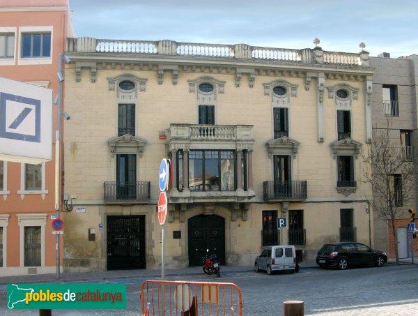 Igualada - Casa Valls i Valls