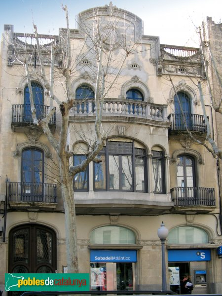 Igualada - Casa Joan Godó