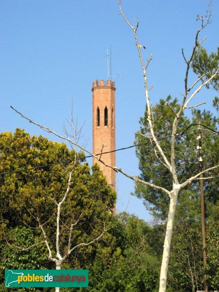 Igualada - Torre de les Aigües