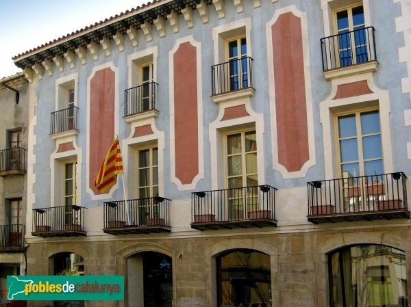 Igualada - Casa Padró-Serrals