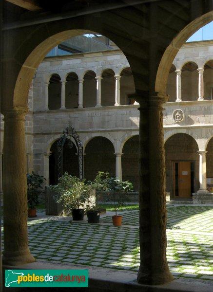 Igualada - Claustre de Sant Agustí