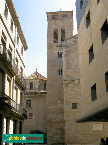 Igualada - Santa Maria, campanar