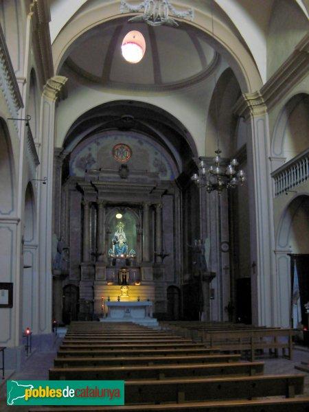 Igualada - Església del Roser