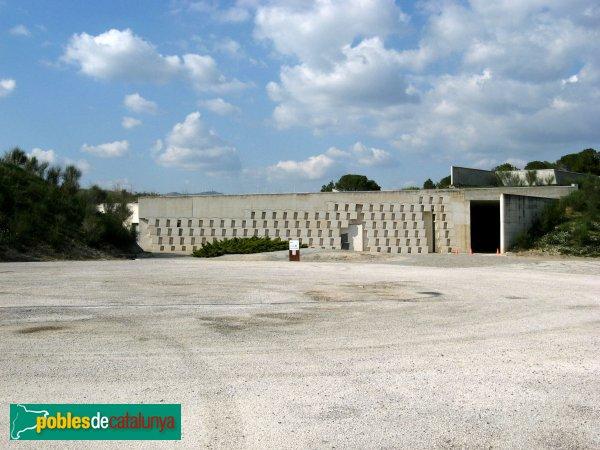 Igualada - Cementiri Nou