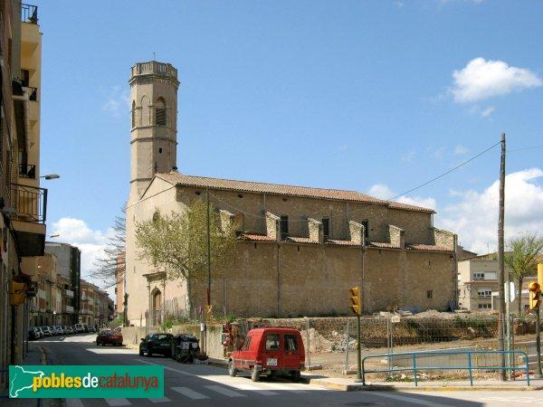 Vilanova del Camí - Església de Sant Hilari