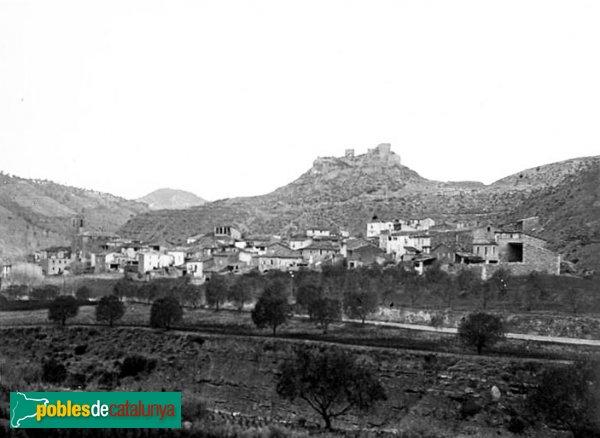 Castell i poble de Jorba
