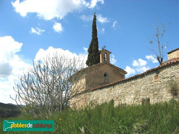Jorba - Capella de Sant Narcís, de mas Jordà