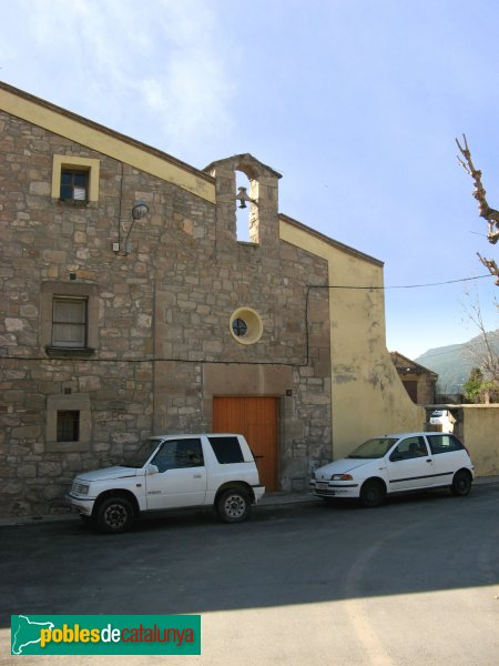 Jorba - Capella de Sant Sebastià i Sant Roc