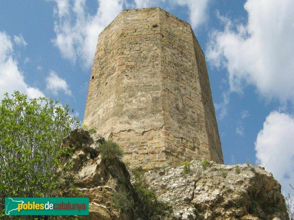 Òdena - Torre del castell